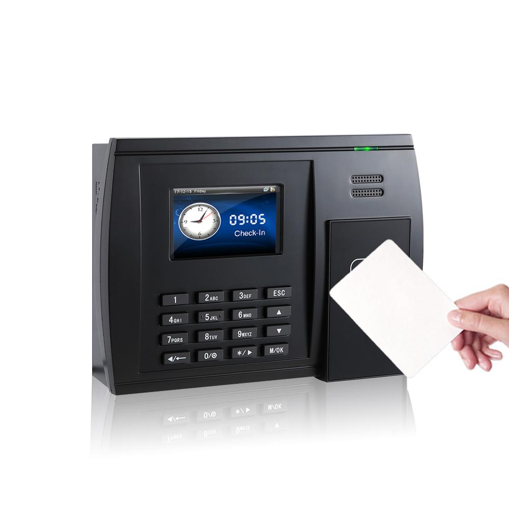 Máy chấm công thẻ từ Ronald Jack S-550